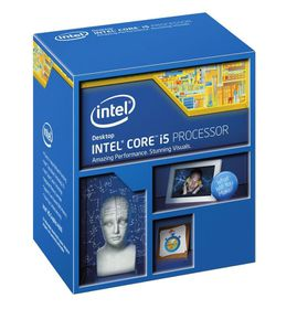 Intel Core 15 4590 3.3Ghz 6Mb Cache Skt 1150