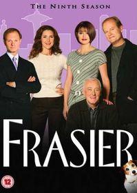 Frasier: The Complete Season 9 - (Import DVD)