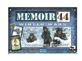 Memoir '44 Winter Wars Expansion Board Game