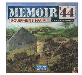 Memoir '44 Equipment Pack Board Game