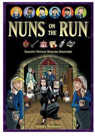 Nuns on the Run Board Game