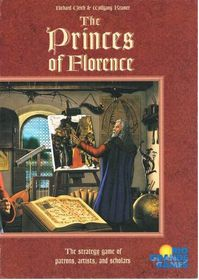 Princes of Florence Board Game