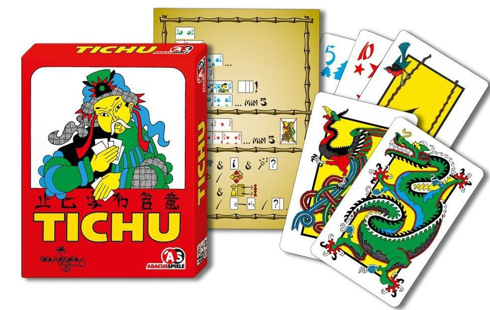Image result for tichu card game