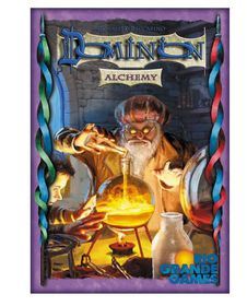 Dominion Alchemy Expansion Board Game