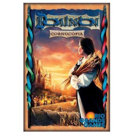 Dominion Cornucopia Card Game