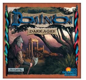 Dominion Dark Ages Expansion Board Game