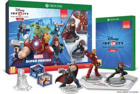 Disney Infinity Avengers Starter Pack (Xbox One)