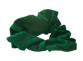 Chic School Scunci Headband - Bottle Green