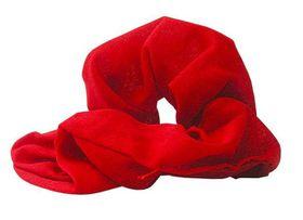 Chic School Scunci Headband - Red