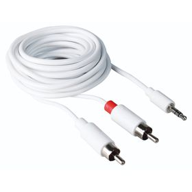 Ellies Apple Series White Audio Cable - 3m