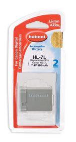 Hahnel HL-7L Li ion Battery