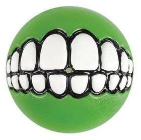 Rogz - Grinz Small Dog Treat Ball - Lime