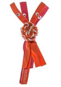 Rogz - Cowboyz Small Dog Knot Chew Toy - Orange