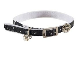 Rogz - Catz TrendyCat Pin Buckle Cat Collar - Black
