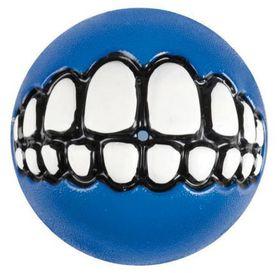Rogz - Grinz 78mm Dog Treat Ball - Blue