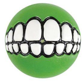 Rogz - Grinz 78mm Dog Treat Ball - Lime