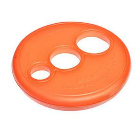 Rogz - Flying Object 250mm Dog Disc Toy - Orange