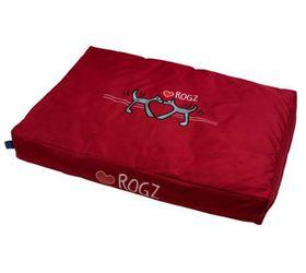 Rogz - Flat Spice Medium Pod - Red