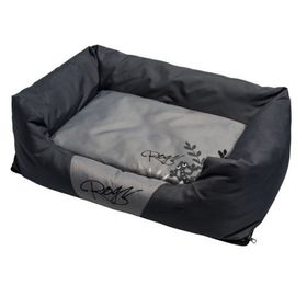 Rogz - Large Spice Pod Cushion Bed - Silver