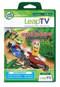 LeapFrog LeapTV Learning Game: Kart Racing