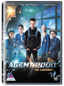Agent 2000: Die Laksman (DVD)