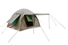 Bushtec - Gemsbok 4-Person Canvas Tent