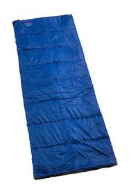 Bushtec - 200E Bushman Sleeping Bag - Blue