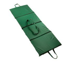 Bushtec - Nylon Folding Roll- Up Mattress - Green