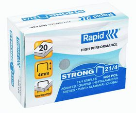 Rapid Staples - 21/4 Mini (Box of 5000)