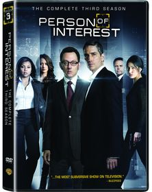 Person Of Interest Season 3 (DVD)