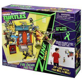 Teenage Mutant Ninja Turtles Z Line Ninjas Basic Play set