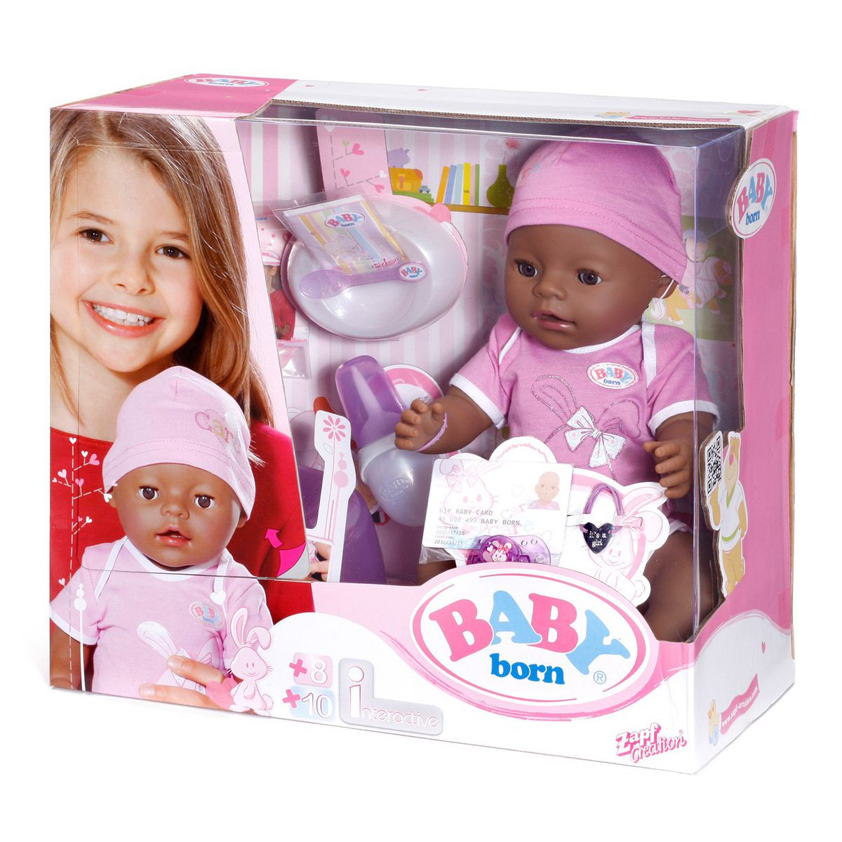 Baby Born Interactive Ethnic | Buy Online in South Africa ...