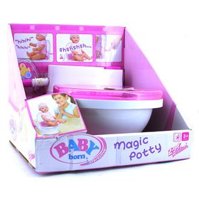 Baby Born Interactive Potty