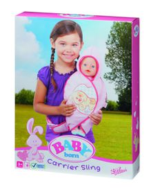 Baby Born Carrier Sling Bag