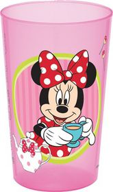 Minnie Mouse Stackable Tumbler Cafe