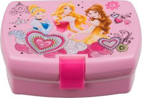 Disney Princess Latch Sandwich Box