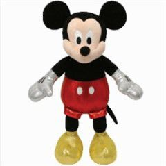 Mickey Mouse Sparkle Plush