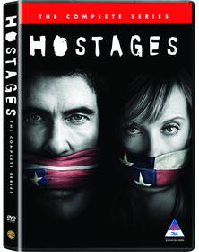 Hostages Season 1 (DVD)
