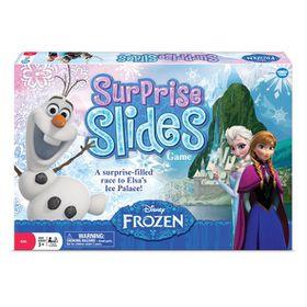 Disney Frozen Surprise Slides