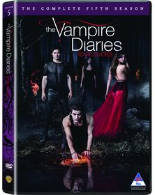 Vampire Diaries Season 5 (DVD)
