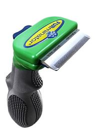 Furminator - Short Hair deShedding Tool For Small Dogs - 8018