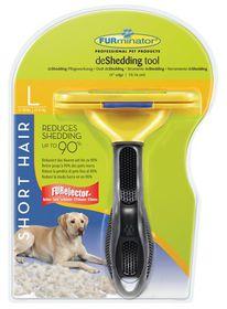 Furminator - Short Hair deShedding Tool For Large Dogs - 8022
