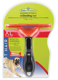Furminator - Short Hair deShedding Tool For Giant Extra-Large Dogs - 8024