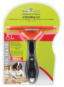 Furminator - Long Hair deShedding Tool For Giant Extra-Large Dogs - 8025