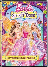 Barbie And The Secret Door (DVD)