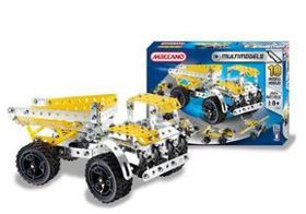 Meccano 10 Multi Model Set Dump Truck