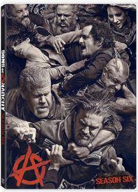 Sons of Anarchy Season 6 (DVD)