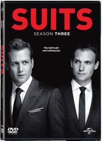 Suits Season 3 (DVD)