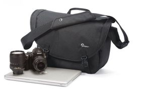 Lowepro Passport Messenger Shoulder Black Camera Bag