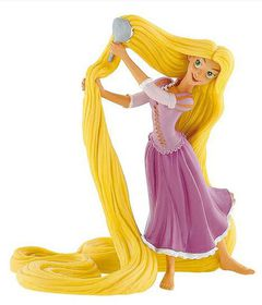 Bullyland Rapunzel with Comb - 11.5cm